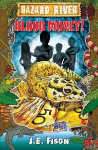 Blood Money by JE Fison