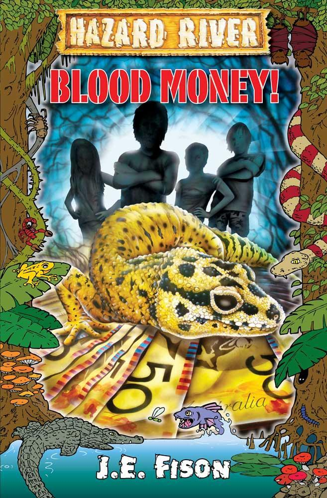Blood Money by JE Fison