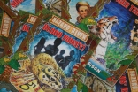 The perfect reading material for young adventurers - the Hazard River series.