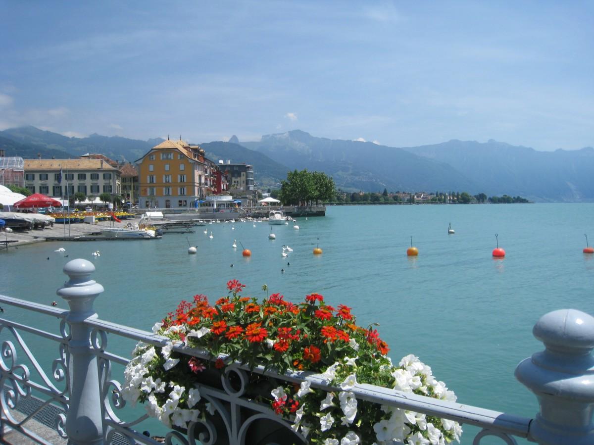 Genteel delights of the Swiss Riviera
