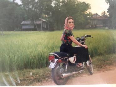 Julie Fison, Cambodia