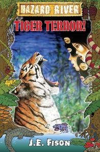 Hazard River - Tiger Terror by J.E. Fison