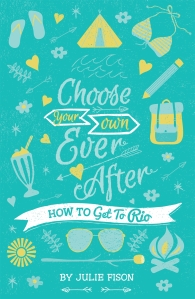 You decide how the story goes in the Choose Your Own Ever After series.