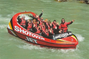 Shotover Jetboat