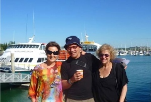 Julie Fison, Kevin Bergemeestre, Susanne Gervay