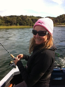 Fishing on the Waiau River with Fishjet