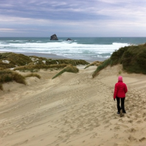 Sandfly Beach, Otago