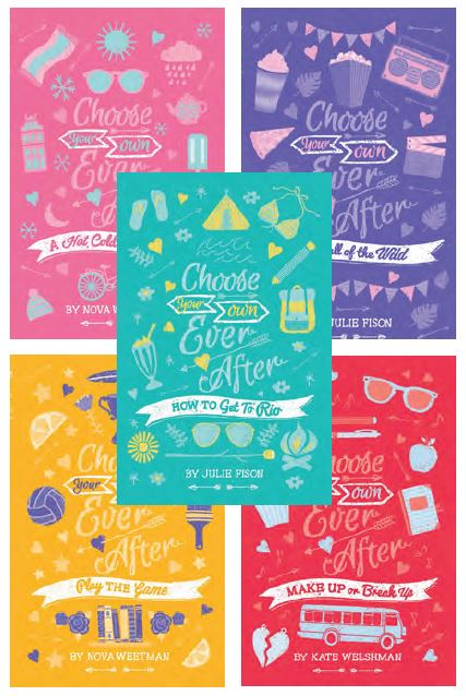 Choose Your Own Ever After series