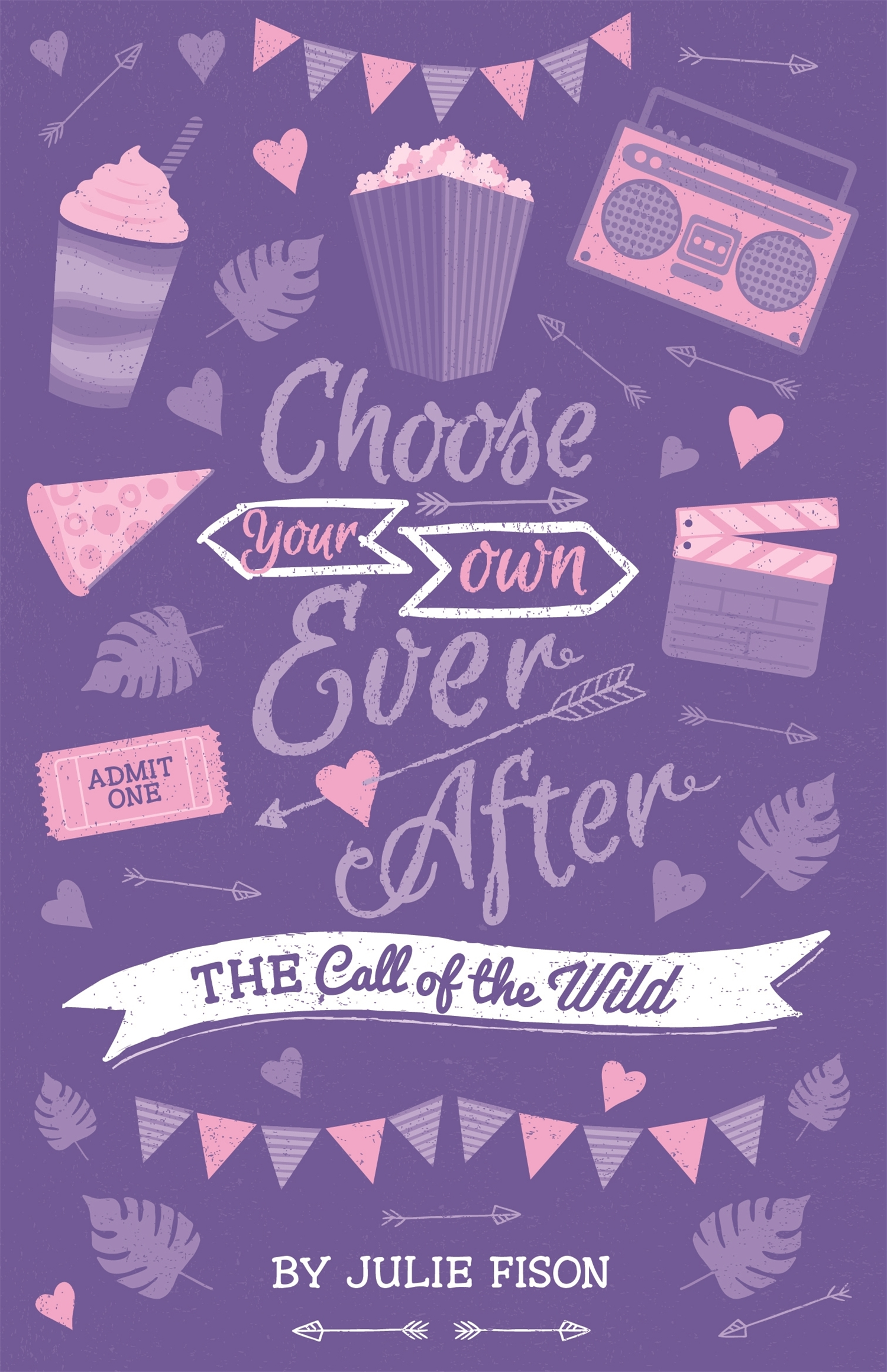 choose your own ever after julie fison