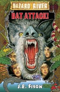 Hazard River - Bat Attack by JE Fison