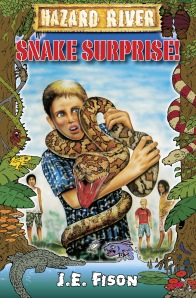 SNAKE SURPRISE! FRONT COVER