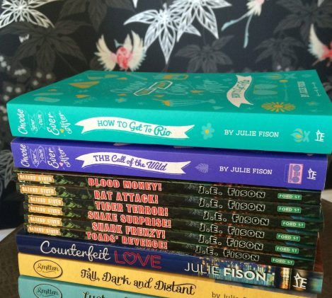 Books by Julie Fison