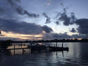Noosa River at dawn