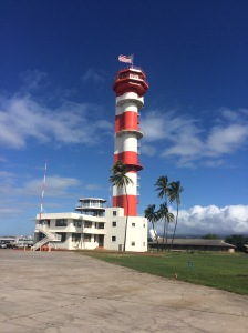 Control Tower at Pearl Harbour