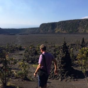 Kilauea Iki Crater walk