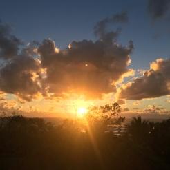 Sunrise over Cabarita Beach, Tweed Coast