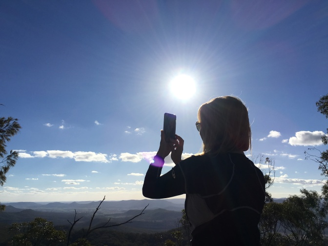 Getting creative on the Scenic Rim