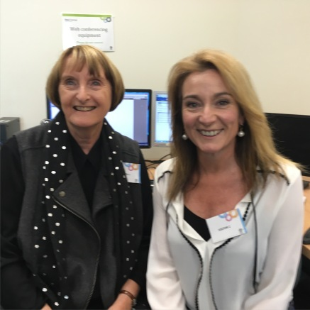 Queensland authors: Pamela Rushby and Julie Fison