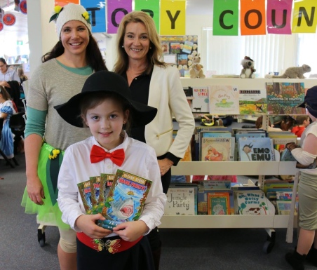 Celebrating Book Week at Faith Lutheran College, Redlands