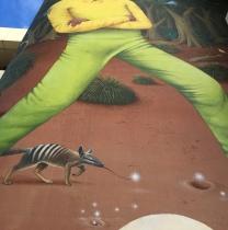 Street art, Perth, WA