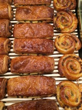 Pastries at Paul, London