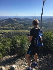 Summit of Mount Cooroora