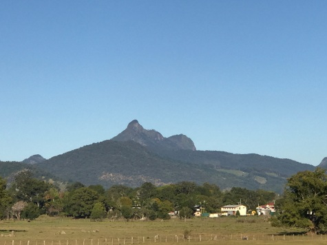 Mt Warning, NSW