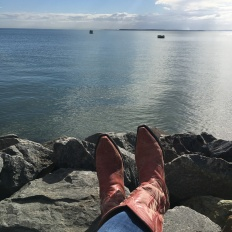 Boots weather at Victoria Point, Queensland
