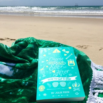 How to get to Rio (Choose Your Own Ever After) by Julie Fison