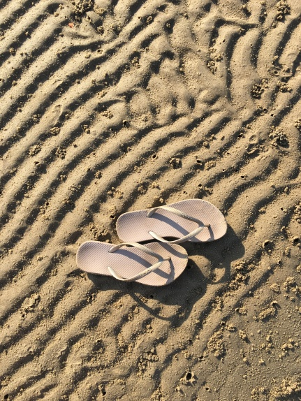 Sand art, Noosa