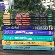 Books by Julie Fison