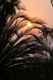 Sunset at Carnarvon Gorge, Queensland