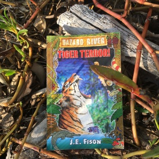 Tiger Terror (Hazard River) by JE Fison