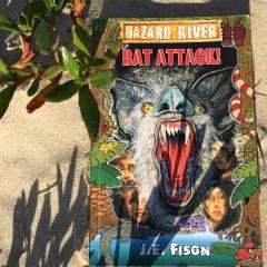 Bat Attack (Hazard River) by JE Fison