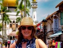 Julie Fison, Singapore
