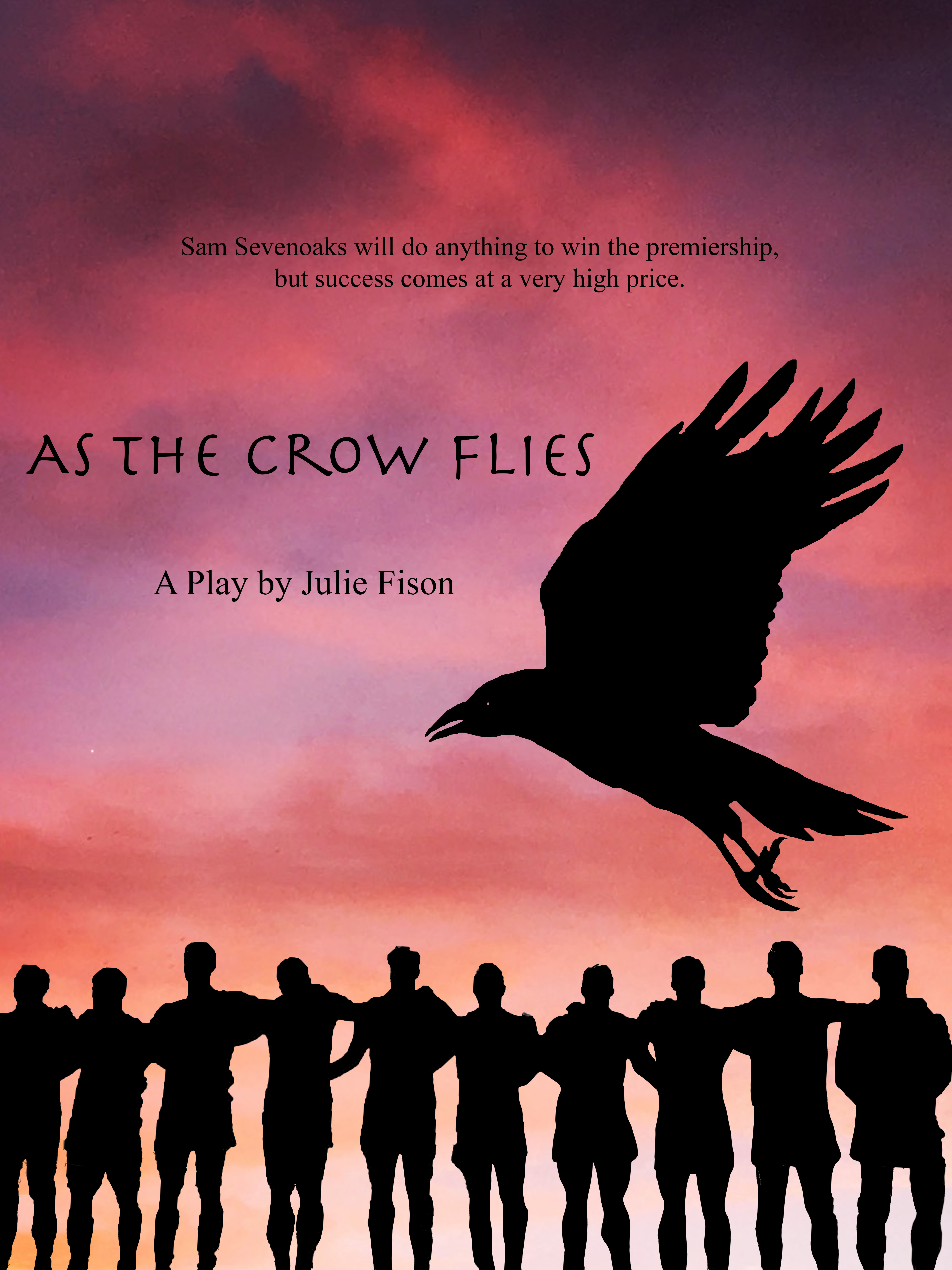 'As the Crow Flies' takes off