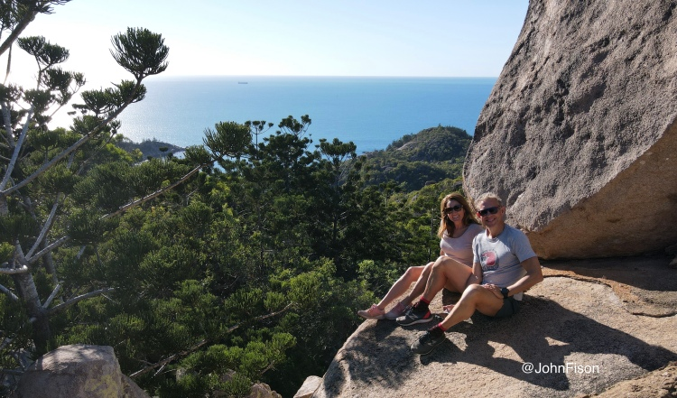 Magnetic Island Forts